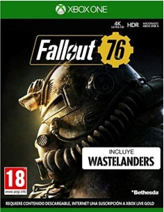 Fallout 76 Wastelanders...