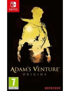 Adam's Venture Origins...