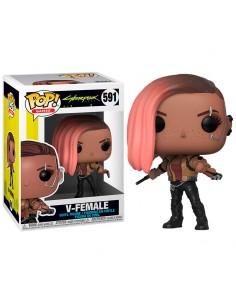 FUNKO POP! Cyberpunk 2077...
