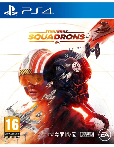 Star Was Squadrons (PS4)