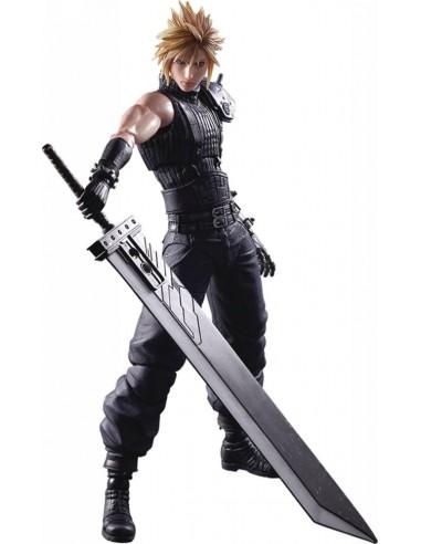 Figura Final Fantasy VII Remake Cloud...