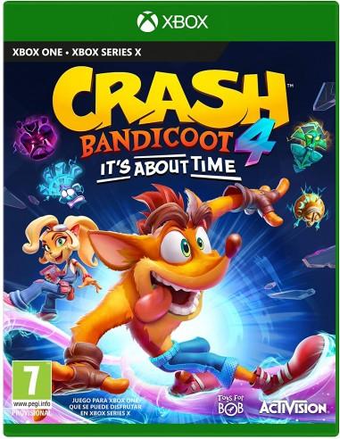 Crash Bandicoot 4: It's About Time...