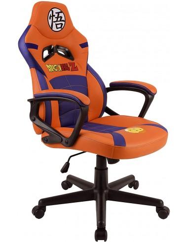 Silla Gaming Dragon Ball Z(Naranja y...