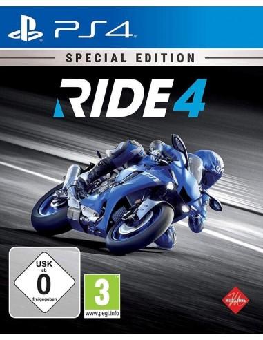 Ride 4 Special Edition (PS4)