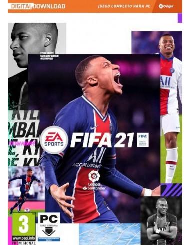 Fifa 21 (Código de Descarga) (PC)