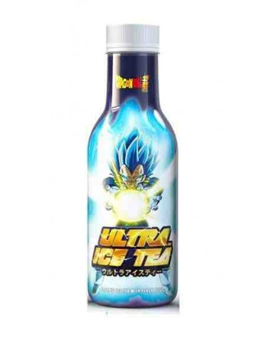 Té Dragon Ball Ultra Ice Tea Vegeta...