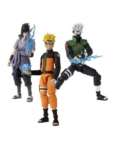 Figura Naruto Shippuden Anime Heroes...
