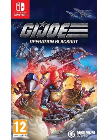 Gi-Joe Opeartion Blackout (Switch)