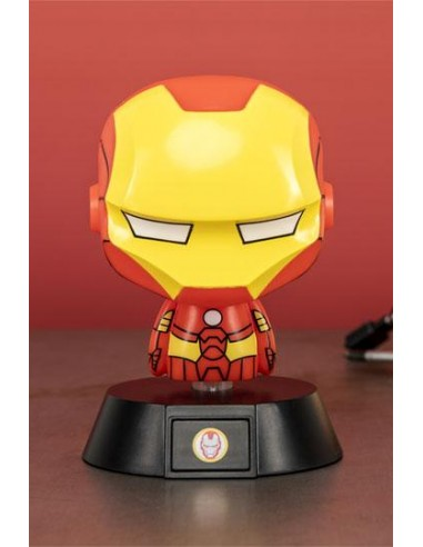Lámpara Iron Man
