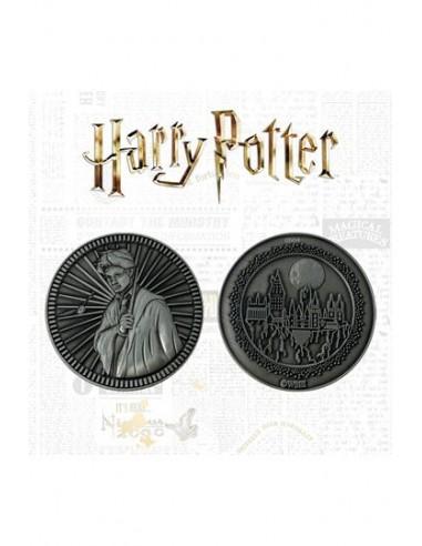 Moneda Harry Potter Edición Limitada