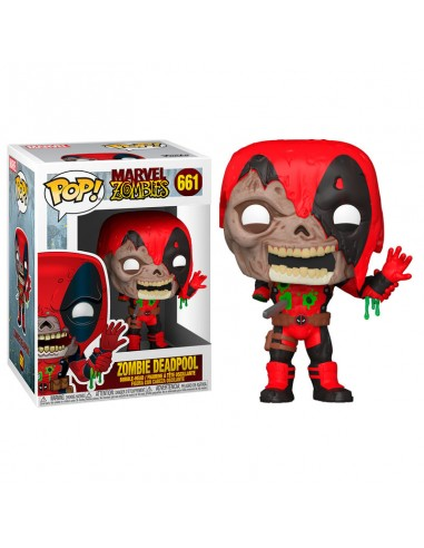 FUNKO POP! Marvel Zombies Deadpool
