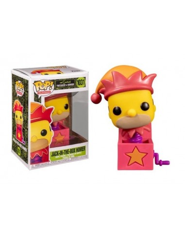 FUNKO POP! The Simpsons Treehouse of...