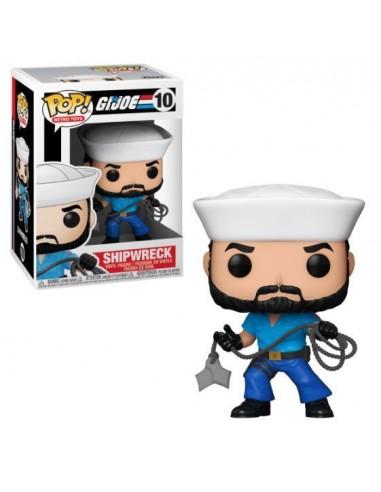 FUNKO POP! Retro Toys GI Joe Shipwreck