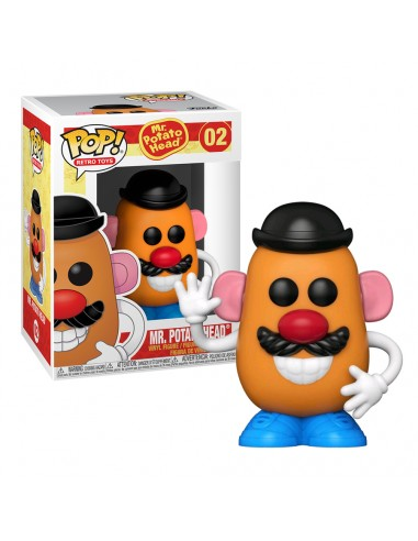FUNKO POP! Hasbro Retro Toys Mr....