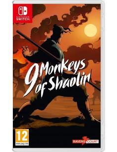 9 Monkeys of Shaolin (Switch)