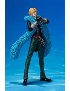 Figura One Piece Sanji 20th...