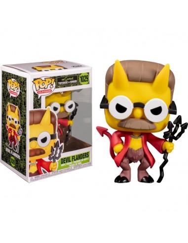 FUNKO POP! The Simpson Treehouse of...