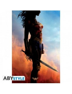 Póster Wonder Woman Abystyle