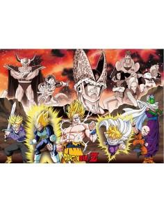 Póster Dragon Ball Z...