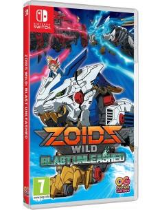Zoids Wild Blast Unleashed...