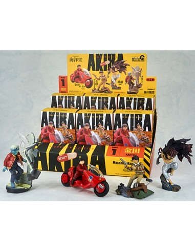 Figuras Surtido Akira Kaiyodo Part. 1...