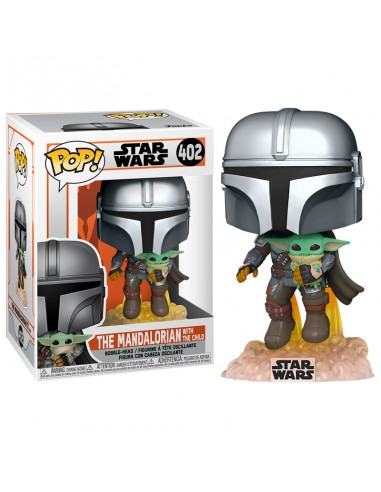 FUNKO POP! Star Wars The Mandalorian...