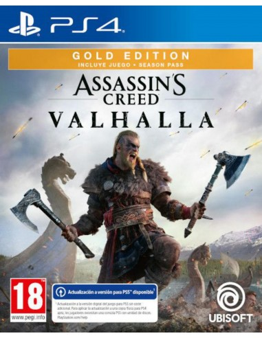 Assassin's Creed Valhalla Gold...