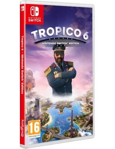 Tropico 6 Nintendo Switch Edition...