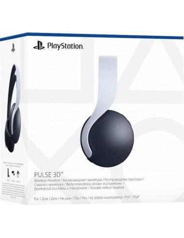 Headset Pulse 3D Wireless Blanco (PS5)