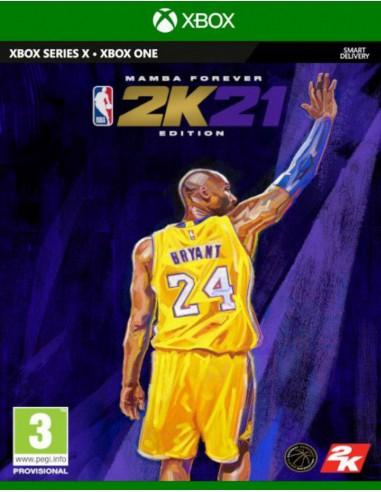 NBA 2K21 Mamba Forever Edition (Xbox...