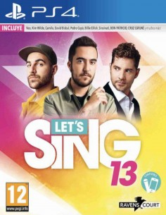Let's Sing 13 (PS4)
