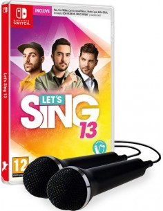 Let's Sing 13 (Switch)