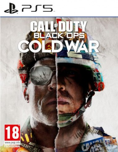 Call Of Dutty Black Ops Cold War (PS5)