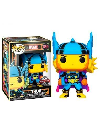 FUNKO POP! Marvel Black Light Thor...