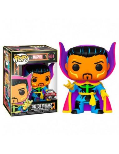 FUNKO POP! Marvel Black Light Doctor...