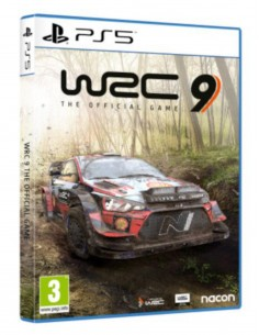 WRC 9 The Oficial Game (PS5)