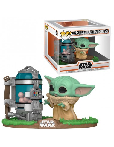 FUNKO POP! Star Wars The Child With...
