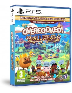 Overcooked! All You Can Eat...