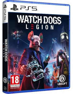 Watch Dogs Legion (PS5)