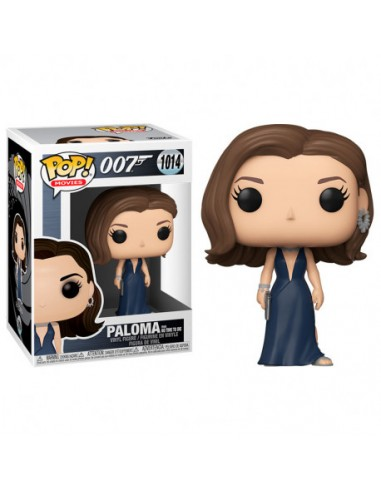 FUNKO POP! 007 Paloma from No time to...