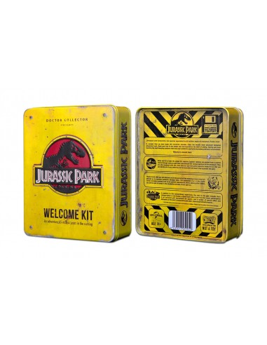 Pack Doctor Collection Jurassic Park...