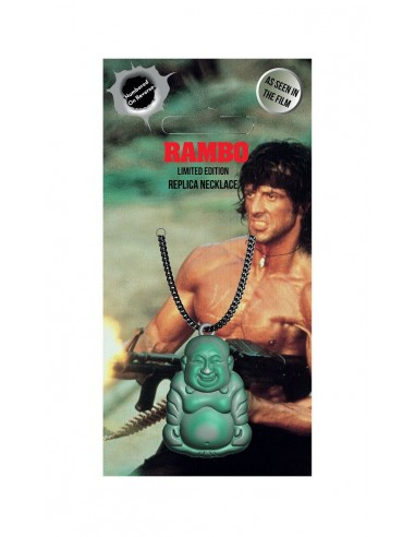 Collar Rambo Limited Edition