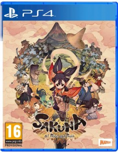 Sakuna: Of Rice And Ruin (PS4)