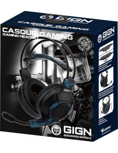 Headset Gaming Gign Gendarmerie...