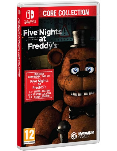 Five Nights at Freddy's: Core...