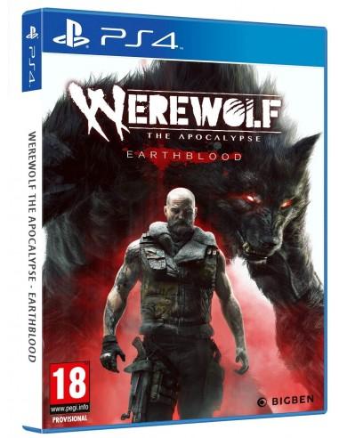 Werewolf The Apocalypse: Earthblood...
