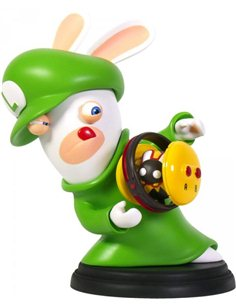 MARIO + RABBIDS KINGDOM BATTLE: LUIGI (16 CM)