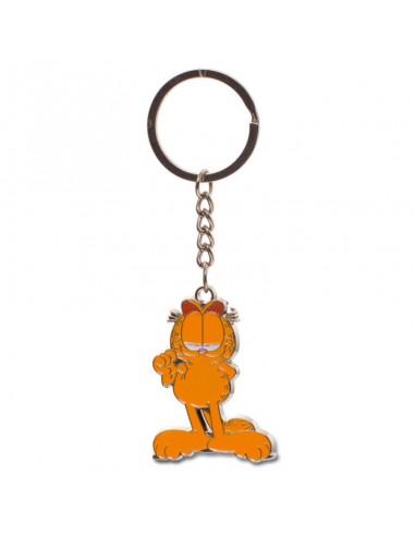 Llavero Garfield Metálico