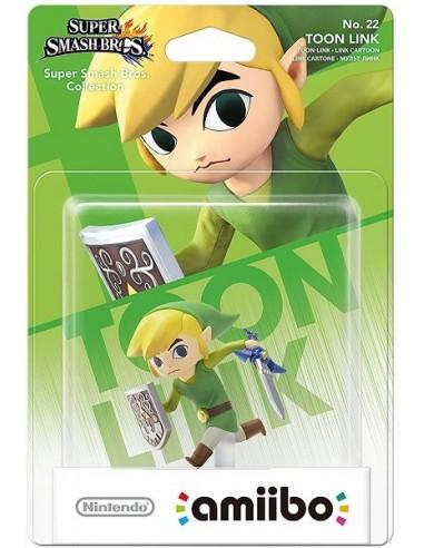 Figura Amiibo Toon Link (Serie Super...