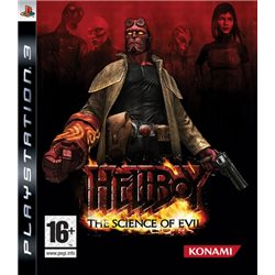 HELLBOY:THE SCIENCE OF EVIL